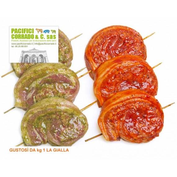 Coriandolo in polvere 1 kg spezie e aromi per preparati di carne