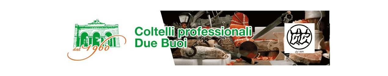 Coltelli Due Buoi professionali per macellerie coltelleria Roma