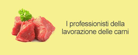 professionisti della lavorazione delle carni