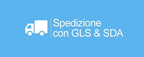 spedizioni con gls in tutta italia