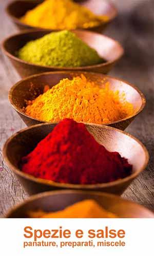 spezie e aromi, miscele e preparati di carne pacifici corrado